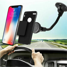 360 Mount Car Holder Windshield Stand For Iphone Samsung Mobile Cell Phone Gps