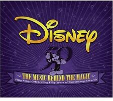 Various Artists, Dis - Disney: The Music Behind the Magic / Various [New CD] D