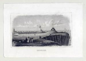 Helgoland-seltener-Stahlstich-1840