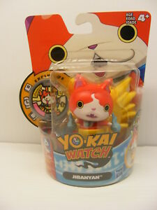 Yo-kai-Watch-2in-JIBANYAN-and-MEDAL-cat-toy-action-figure-hasbro-2015