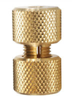 Pro-shot Cleaning Rod Stop 22 To 26 Cal Brass St1