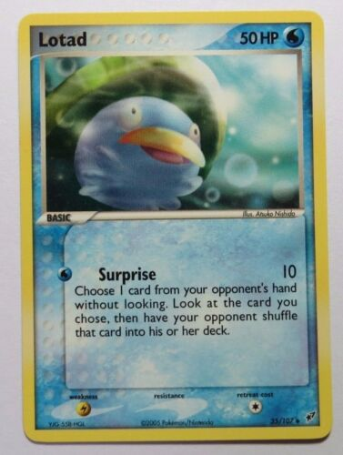 Uncommon Pokemon Cards Select your card EX DEOXYS