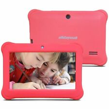 "Tablet 7"" para Niños 1GB RAM 8GB ROM Quad Core Resolución HD Android 4.4"