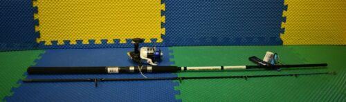"""Okuma Tundra Pro Surf Spinning Combo 8/'0/""""  TUNDRA PRO 60 Reel TXP-802-60"""