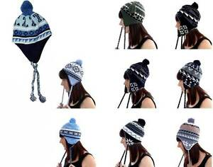 Image is loading New-Kids-String-Knitted-Thermal-Beanie-Outdoor-Winter- fd53941d417