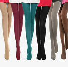 Sexy Women 120D Velvet Opaque Footed Tights Pantyhose Thick Stockings Warm Socks