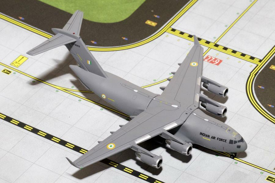 Indian Air Force Boeing C-17 CB-8003 Gemini Jets GMINF065 Scale 1 400