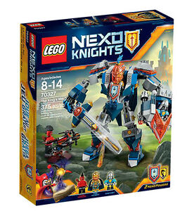 Nexo The Kings Knights Mech 70327 Lego OXZkTiPu