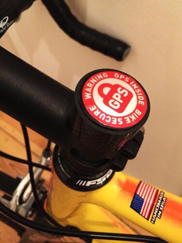 4 Roue GPS Autocollant Vélo sauvegarde Bike Secure vélo de course MTB bikefinder Tracker