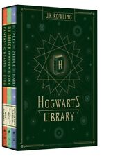 Harry Potter: Hogwarts Library by J. K. Rowling (Hardcover, 2017)