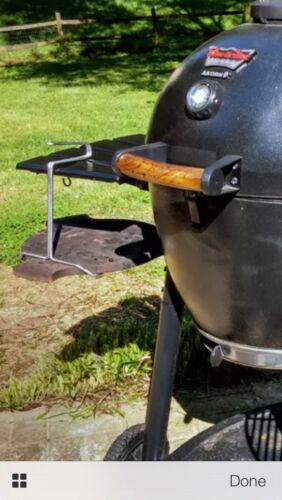 Ott Grill Tool For CharGriller AKORN Kamado Heat Deflector Grill