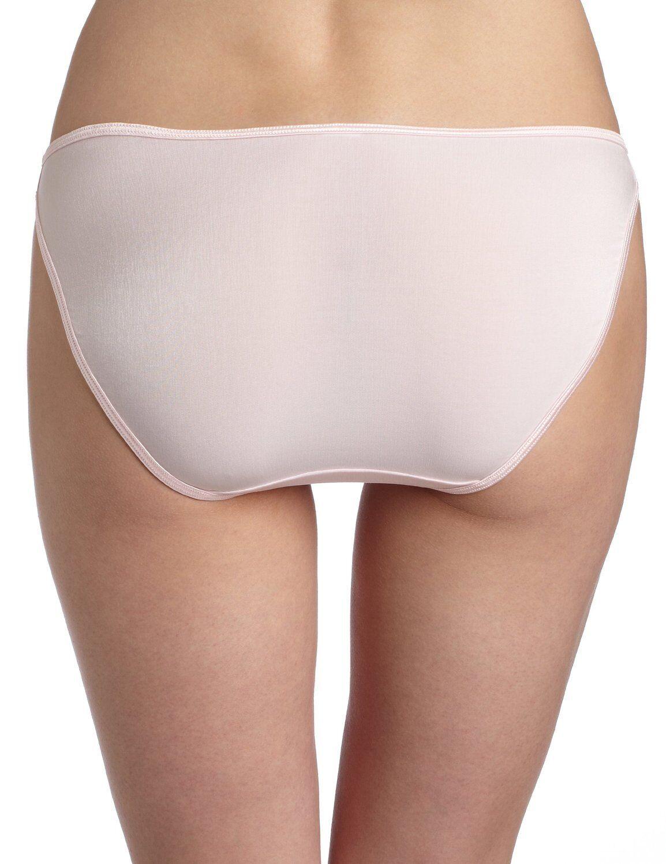 802e12278c Vanity Fair 18108 Illumination String Bikini Panties 5 Ballet Pink ...