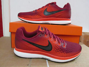 ace3781a8bf Nike Air Zoom Pegasus 34 Mens Running Trainers 880555 603 Sneakers ...