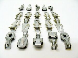 Details about GMC 16-14 AWG M/F GM 20pc Wiring Harness Terminal Crimp  Connectors Nos