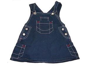 Kleider 68 Dunkelblau !! Misat Süßes Trägerkleid Gr