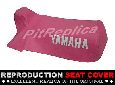 Yamaha PW80 Seat Cover PW80K Pitbike Zinger  in BLACK or 25 Colors  1983-2010