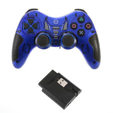 Dual Wireless 2.4G USB Game pad Controller Joystick for PS2 PS3 TV TVBOX Android