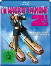 DIE NACKTE KANONE 2 1/2   BLU-RAY NEU  RICHARD GRIFFITHS/GEORGE KENNEDY/+