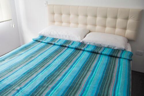 Handmade Alpaca Wool Blanket