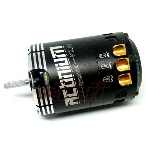 Team Powers 21.5 T Actinium V2 motor sin escobillas Sensor  TP-BLM-215100AC-V2-2100