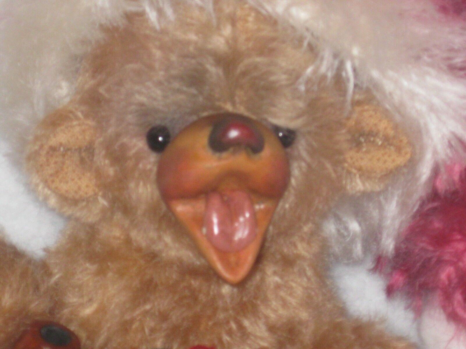 Ours Teddy Bear artiste Ruth Ruth Ruth Heer Père Noël NIGGI 63b85d
