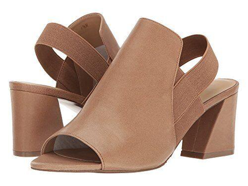 Vaneli Femme Berky et talon sandale-Choix Taille couleur.