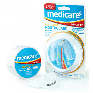 Medicare-Multi-Sport-Mouthguard-Adult-12YRS-x2