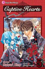 Captive Hearts, vol 5, Matsuri Hino, New Book