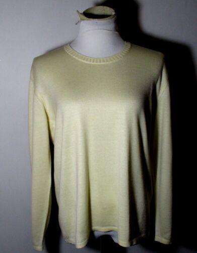 Women's GRAN SASSO Italy Beige Silk Wool Cashmere