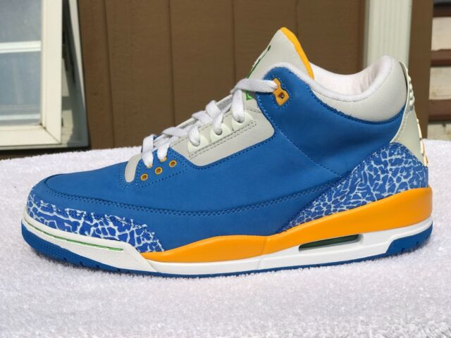 new concept 023a4 a35cc 2007 Nike Air Jordan III 3 Retro LS- Do the Right Thing- 315297-