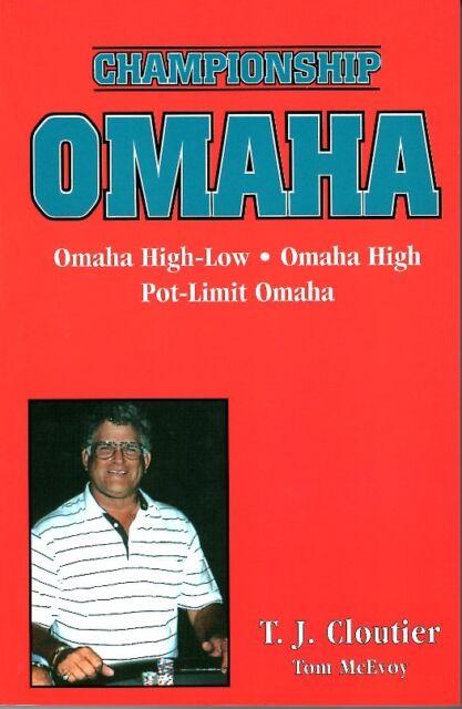 Championship Omaha by T. J. Cloutier, Tom McEvoy (1999)  POKER