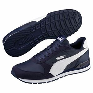 Details about Puma Unisex ST Runner v2 NL Sneakers Nylon Reversible Blue 365278 show original title