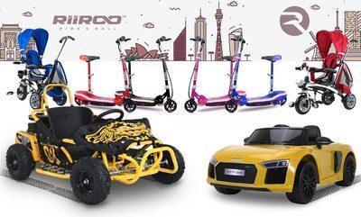 10% off RiiRoo Outdoor Toys