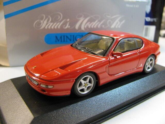 Minichamps Ferrari 456 GT diecast