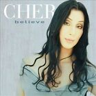 Believe by Cher (Cherilyn Sarkisian) (CD, Oct-1998, WEA (Distributor))