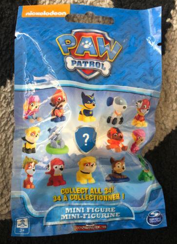 Paw Patrol Mini Figures Surprise Figure