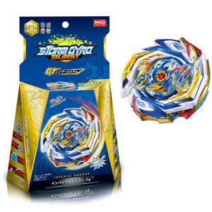 GT-Beyblade-burst-B-154-DX-booster-Imperial-Dragon-Ig-039-With-Luancher-Gift
