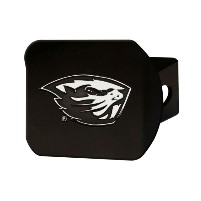 Football-other Collection Here University Of Georgia Metal Emblem Chrome With Red Trim On Black Metal Hitch ...