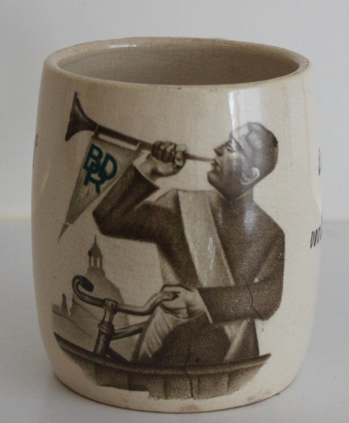 Tasse 43. Bundesfest Deutscher Radfahrer in Dresden 1936 Sammeltasse Art Deko sf | Spielzeugwelt, spielen Sie Ihre eigene Welt  | Preiszugeständnisse  | Online Shop