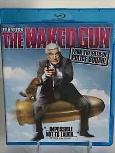 The Naked Gun: From the Files of Police Squad! Blu-ray Review