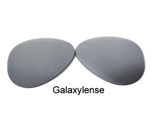 2066c27718 Image is loading Galaxy-Replacement-Lens-Ray-Ban-RB3025-Aviator-Titanium-