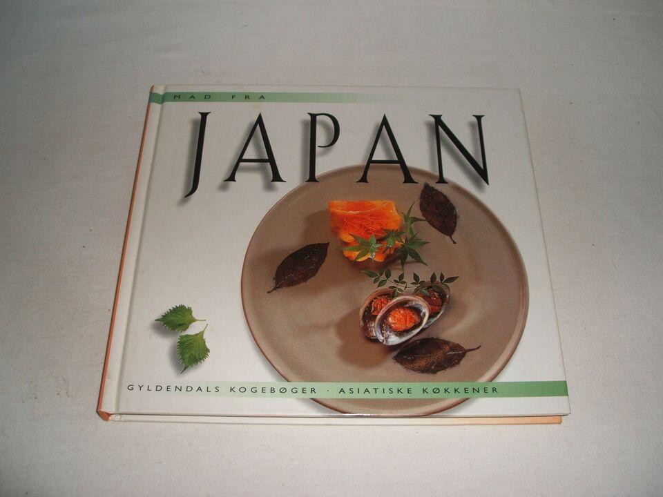 Japansk Mad, Silla Bjerrum, emne: mad og vin