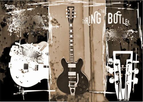 The STRING BUTLER 2x Einschlaghülse für Gitarrenmechanik zur SB Montage Chrome