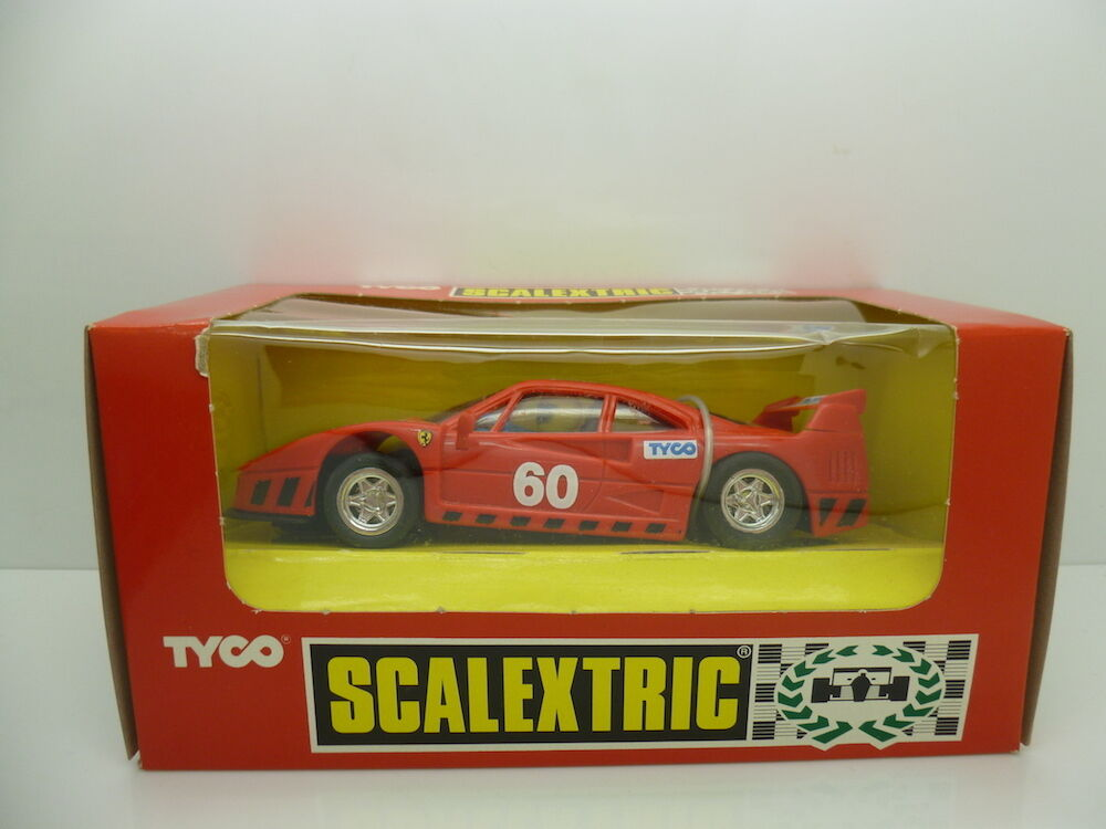 Scalextric 8345C.09 Ferrari F-40 Scalextric Club Car, unused mint