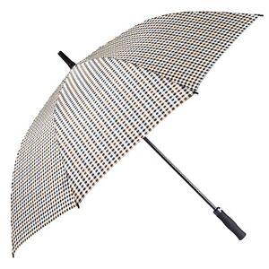 BOLERO OMBRELLI - Ombrello da pioggia Lungo Golf Antivento Automatico 130cm