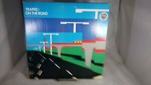 Traffic-On-The-Road-ISLD-2-2-x-Vinyl-LP-VG-cG