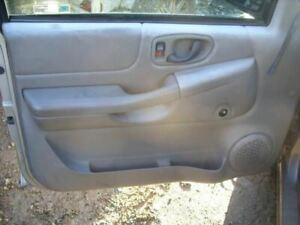 LH-Left-Door-Trim-Panel-Gray-Manual-Window-Regulators-1998-ISUZU-HOMBRE-CAR-RM