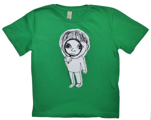 Organic Cotton Green Boy T-Shirt SP £16