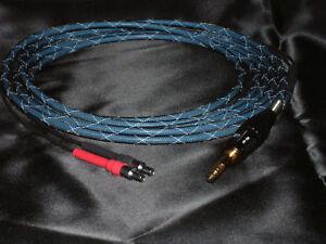 5/' Ultimate Sennheiser HD700 Headphone Cable  Cardas /& Furutech