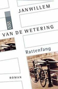 Rattenfang-von-Wetering-Janwillem-van-de-Buch-Zustand-gut